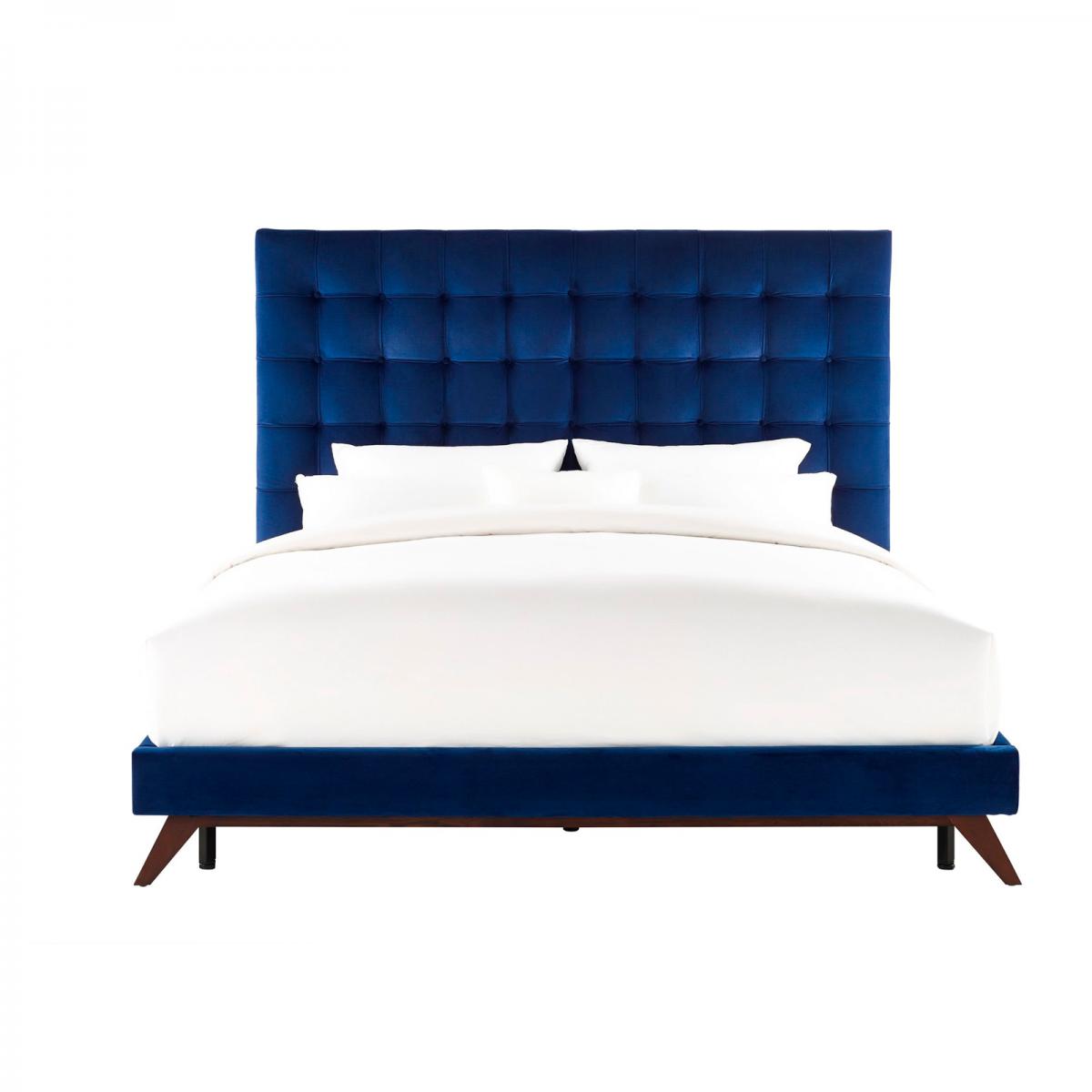 Дизайнерская Кровать с изголовьем Skyler 2.0